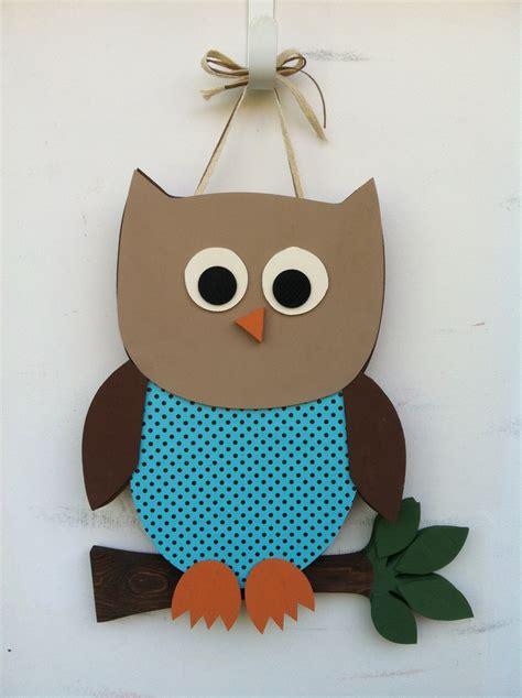 Owls Decorations by Owl Door Decoration Door Decorations