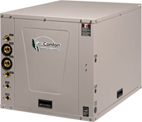 geo comfort geocomfort gwt water to water heat pump review hvac