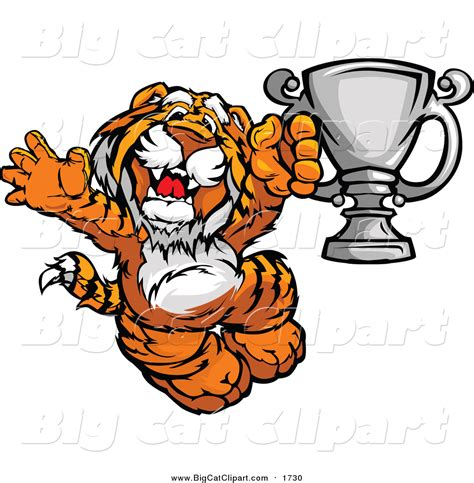mascot clipart royalty free stock big cat designs