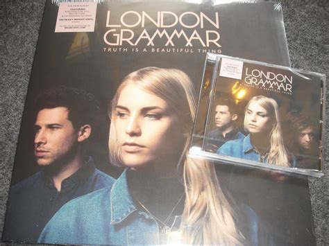 Cd Grammar If You Wait Deluxe Edition 101collectorsrecords on quot londongrammar s