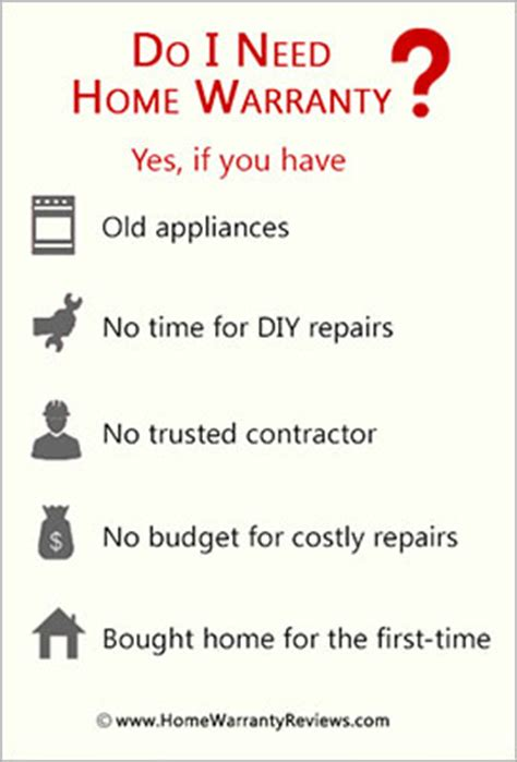 home warranty plans why do you need home warranty