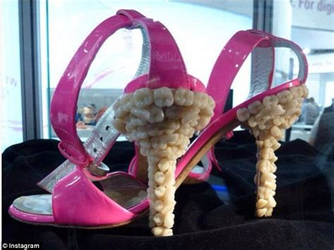 Shoe Crimes Connelly On The Carpet by Crimes Against Shoemanity Uncover World S Ugliest Shoes