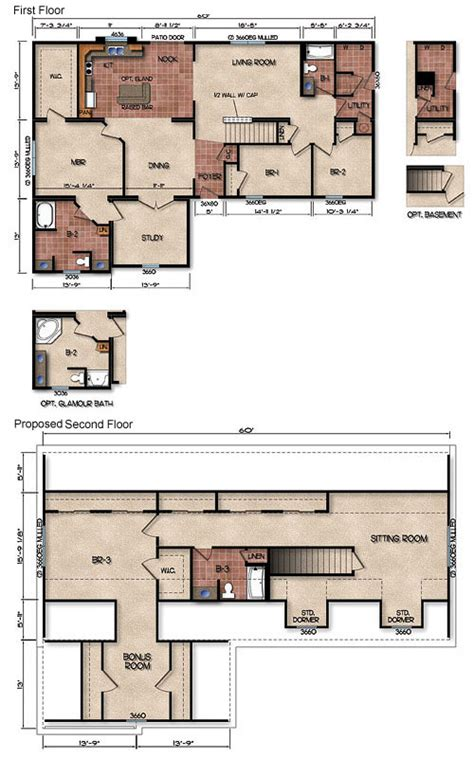 michigan home builders floor plans michigan modular homes 4618 prices floor plans