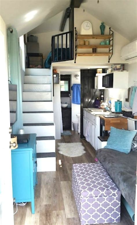 tiny house inside take a peek inside this adorable tennessee tiny house