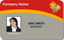 Free Membership Id Card Template by How To Make A Plastic Id Card