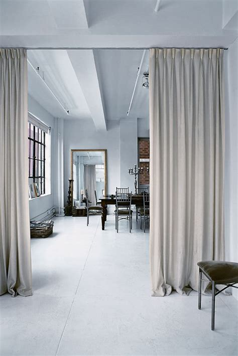 curtain as room divider 25 best ideas about room divider curtain on pinterest