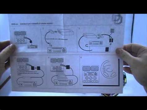 autoradio compatibile comandi al volante interfaccia ripristino comandi al volante nissan primastar