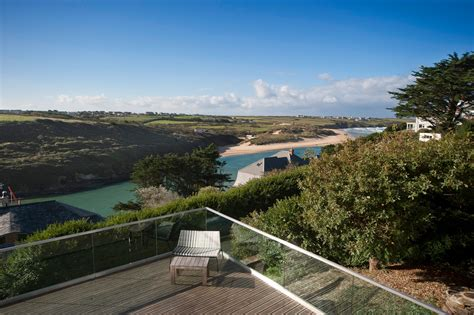 Luxury Cottages In Cornwall With Sea Views by Luksus Ferie Innkvartering Banen