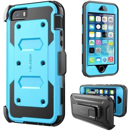 iphone walmart i blason armorbox for apple iphone 5s blue walmart