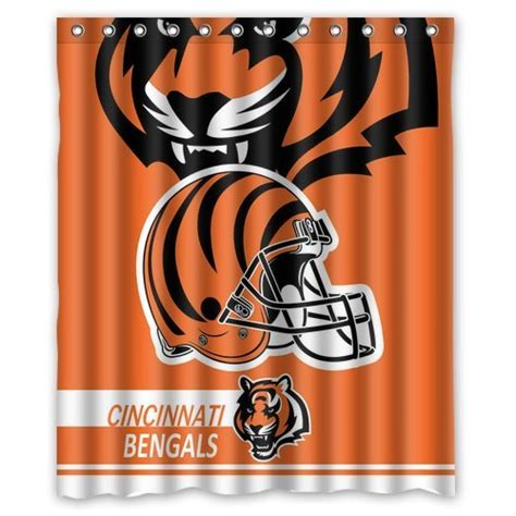 cincinnati bengals curtains bengals curtain cincinnati bengals curtain bengals