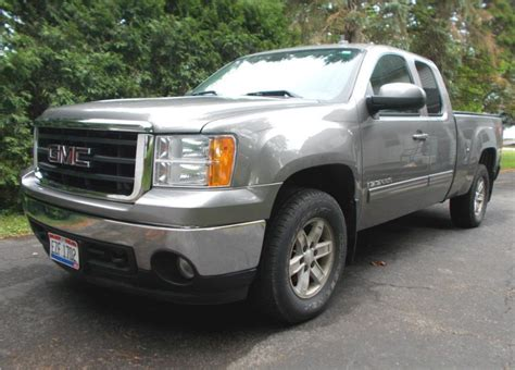 how it works cars 2007 gmc sierra 1500 seat position control purchase used 2007 gmc sierra 1500 z71 in woodville ohio united states for us 7 500 00
