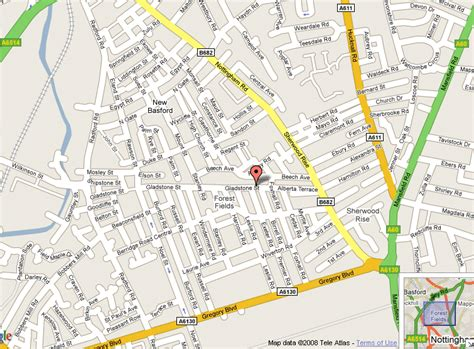 printable map exeter sumac centre nottingham how to find us