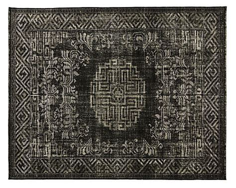 rugs room and board amira knotted wool rug modern patterned rugs modern entryway furniture room board