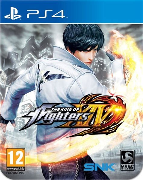 Kaset Ps4 The King Of Fighters Xiv the king of fighters xiv ps4 raru