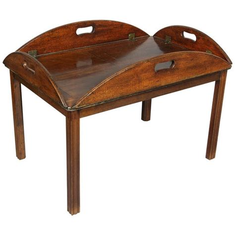 Butler Coffee Table George Iv Mahogany Butlers Tray Table At 1stdibs