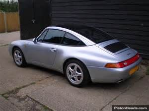 1996 Porsche 911 Targa For Sale Used Porsche 911 993 Cars For Sale With Pistonheads