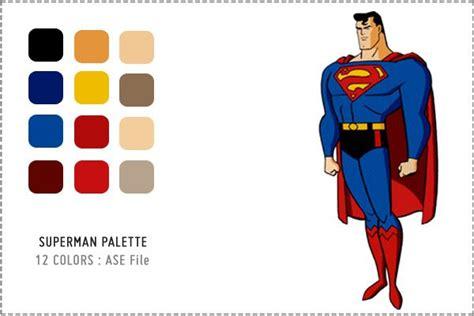 superman colors superman color palette s room colour