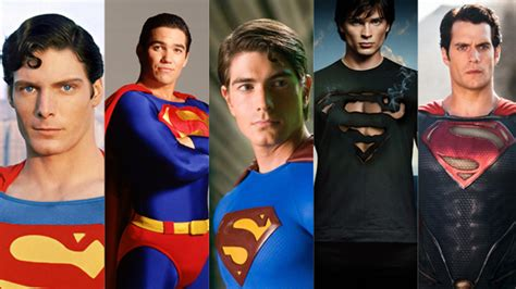 superman actor rankings ranking the superman movies