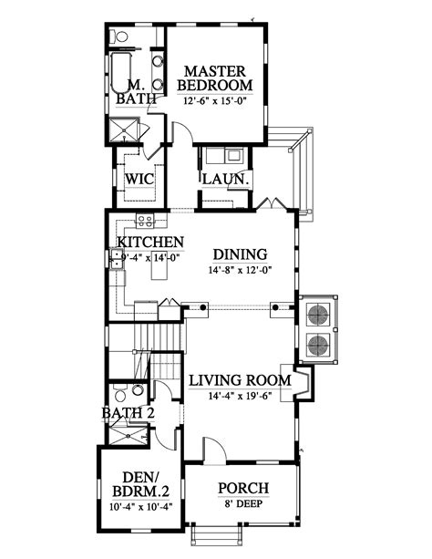 second empire floor plans second empire home plans