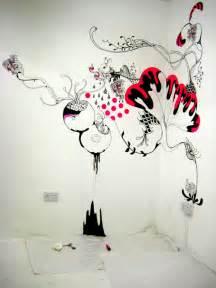 Wall painting via