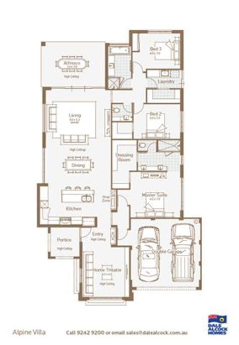 Dale Alcock House Plans Home Plans Corner Block Home Design And Style