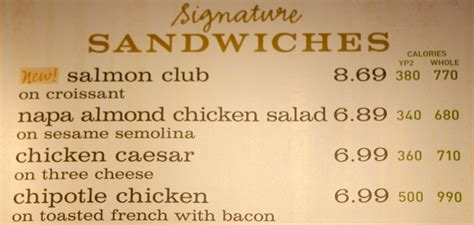 Fda Proposes Calorie Counts On Menus by Labelling Menus With Calorie Counts A Thorny Issue Fda