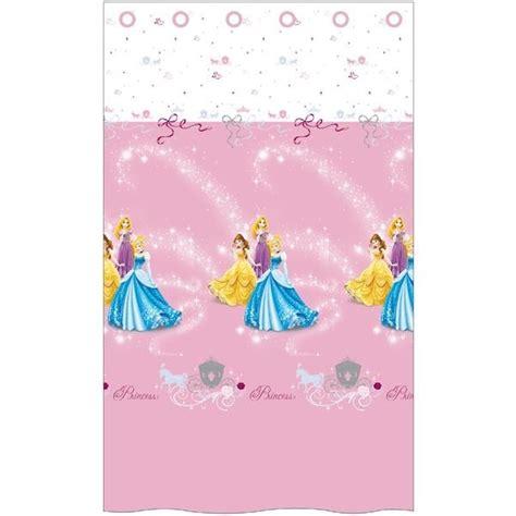 Rideaux Princesse Disney by Voilage Disney Princesses 140 X 240 Cm