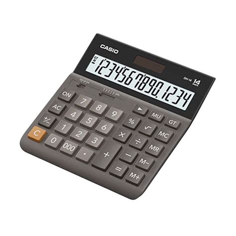 Calculator Printing Casio Hr8tm Harga Promo jual casio dh 14 bk jd id