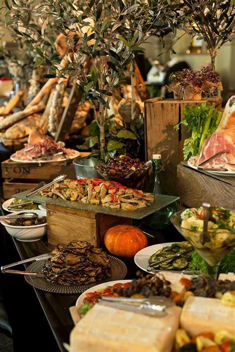 grazing tables meraviglioso italian buffet wedding