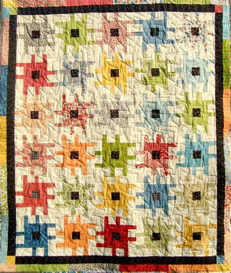 Size Quilt Pattern by Sprockets Size Quilt Boys Pattern By Patchwork Posse Craftsy