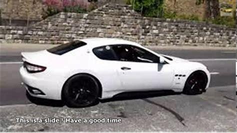Maserati Vs by Maserati Vs Aston Martin