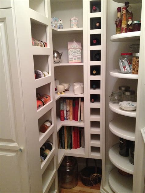 walk in pantry why or why not
