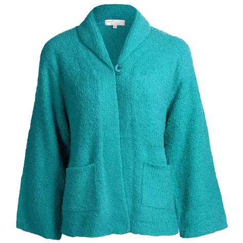 bed jacket paddi murphy marshmallow soft bed jacket for women 2186p