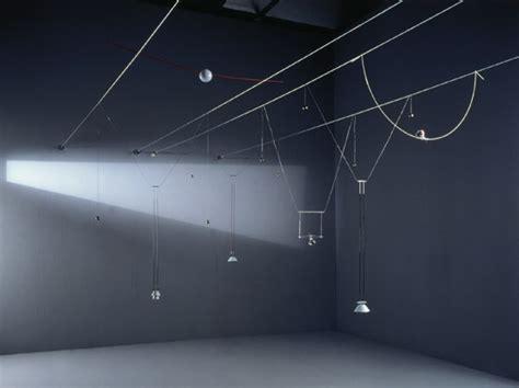 sistemi illuminazione su cavi yayaho di ingo maurer element 14 element 16 element