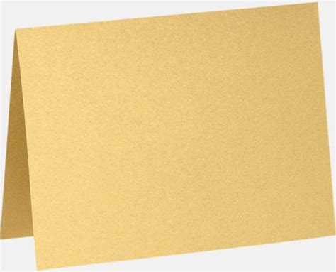 a2 folded cards template gold metallic a2 folded cards 4 1 4 x 5 1 2