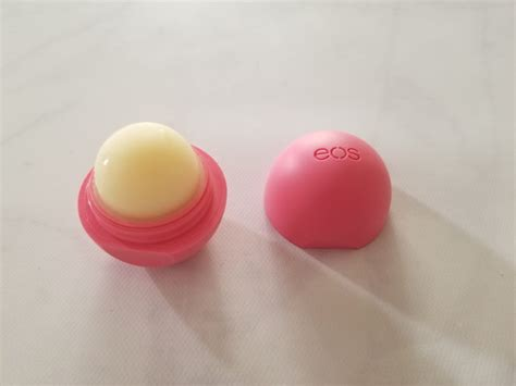 Lip Balm Strawberry Sorbet burt s bee s cleansing towelettes and eos lip balm
