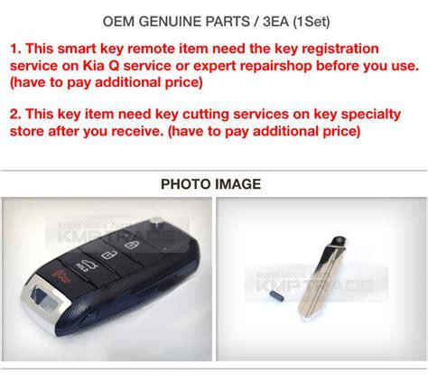 2014 Kia Forte Key Oem Keyless Entry Folding Key Remote Blank For Kia
