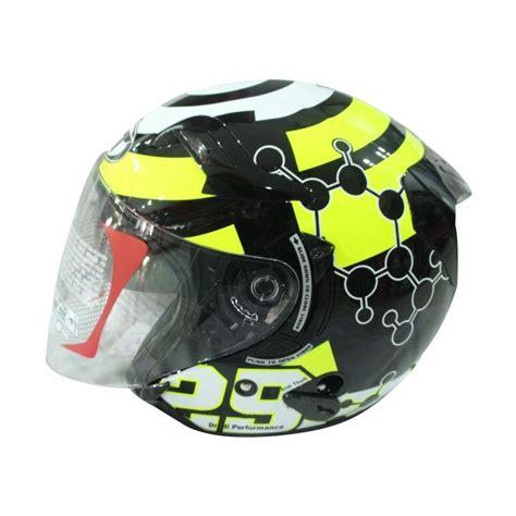 Helm Kyt Yang Ada Kacamatanya Jual Helm Kyt Venom Open Iannone Rep No Ducati Logo