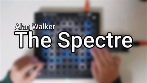 alan walker unipad alan walker the spectre phantom launchpad cover