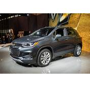2017 Chevy Trax Live Pictures From Chicago  GM Authority
