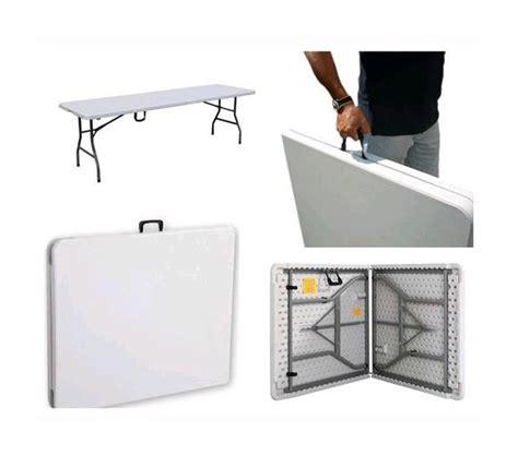 tavolo da giardino richiudibile tavolo da giardino richiudibile pieghevole in metallo e
