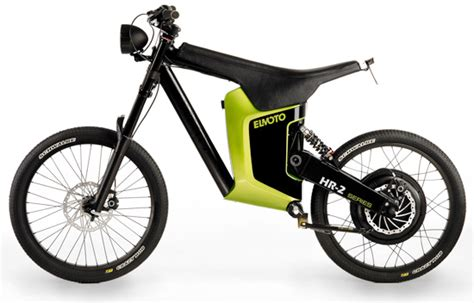 Elektromotorrad Elmoto by Elmoto Hr 2 Electric Bike