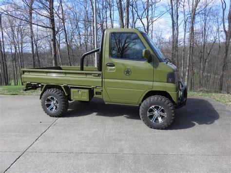 mitsubishi mini truck 2005 mitsubishi mini truck