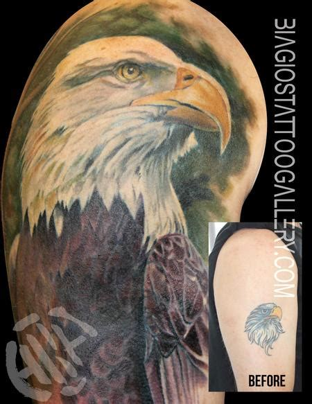 eagle cover up tattoo designs s designs tattoonow