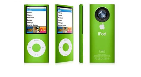 kinder ipo cameras in ipods wired