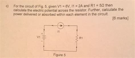 power absorbed by resistor resistors absorb power 28 images calculate the average power absorbed in the 1 ohm chegg do