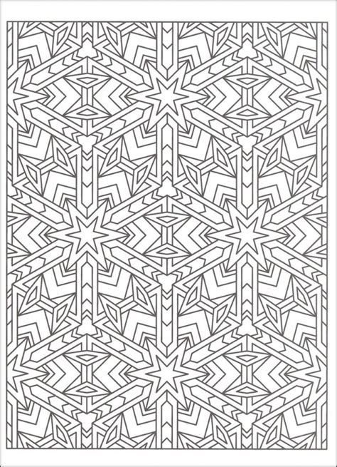 Free Tessellations Coloring Pages Coloring Home Free Printable Patterns To Colour