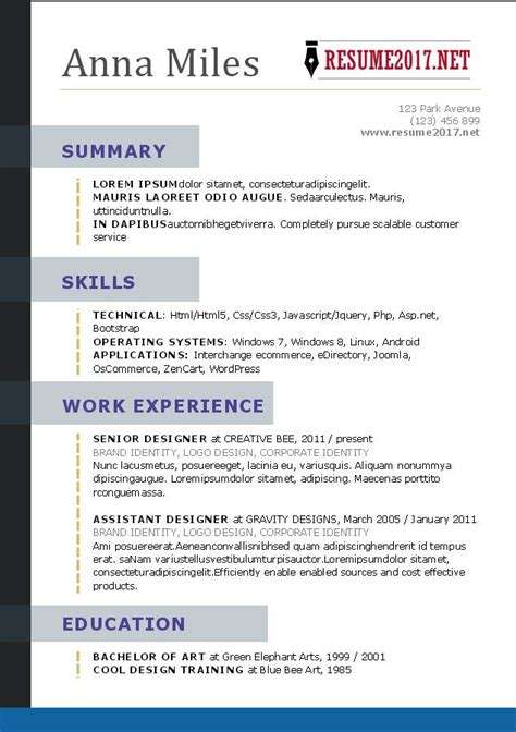 sample functional resume technical college template 15 free samples