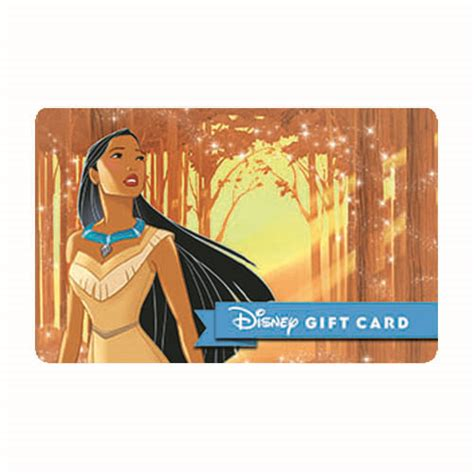 Big Five Gift Card - your wdw store disney collectible gift card dream big pocahontas