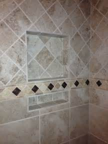 Bathroom Tile Designs Patterns by 17 Best Images About Shower Wall Tile Patterns On